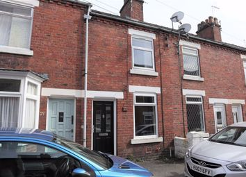 Thumbnail 2 bed terraced house for sale in Gladstone Street, Leek