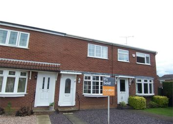 Thumbnail Town house to rent in Norfolk Close, Warsop, Mansfield, Nottinghamshire