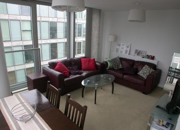 Thumbnail 2 bed flat to rent in The Hub, Milton Keynes