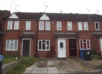 Thumbnail 2 bed terraced house for sale in Derventio Close, Derby, Derbyshire