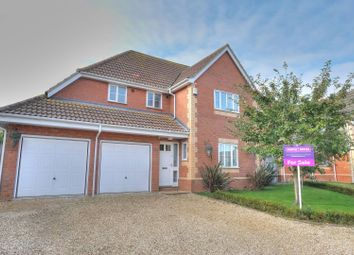 Thumbnail 5 bed detached house for sale in Wellington Road, Melton Constable