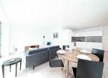 Thumbnail 2 bedroom flat to rent in Pendant Court (Portland House), 4 Shipwright Street, Royal Wharf, London