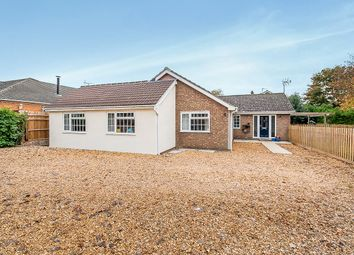 Thumbnail 5 bed detached bungalow for sale in Marriotts Drove, Ramsey Mereside, Huntingdon