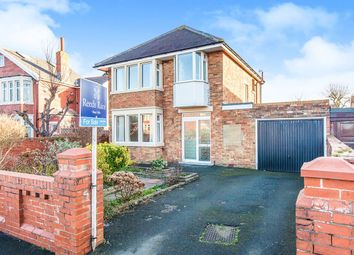 Thumbnail 3 bed detached house for sale in Stonyhill Avenue, Blackpool