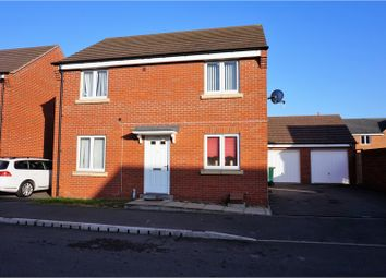 Thumbnail 4 bed detached house for sale in Cheshire Close, Coventry