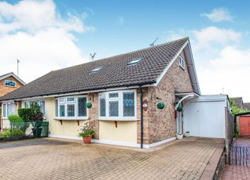 Thumbnail 4 bed bungalow for sale in Avon Close, Garston, Watford