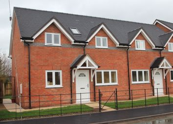 Thumbnail 3 bed semi-detached house to rent in Green Farm Meadows, Seighford, Stafford, Staffordshire