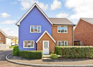 Thumbnail 4 bed detached house for sale in Bradbrook Drive, Longfield, Kent