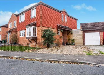 Thumbnail 4 bed detached house for sale in St. Matthews Close, Evesham
