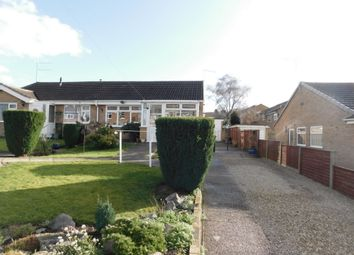 Thumbnail 3 bed bungalow for sale in Fabis Close, Swadlincote