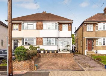 Thumbnail 3 bed semi-detached house for sale in Constance Crescent, Hayes, Bromley