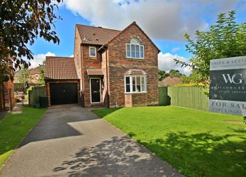 Thumbnail 3 bed property for sale in Holgate Close, Malton