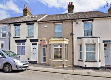 Thumbnail 3 bedroom terraced house for sale in Hythe Road, Sittingbourne, Kent