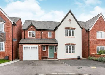 Thumbnail 4 bed detached house for sale in Gerards Way, Coleshill, Birmingham