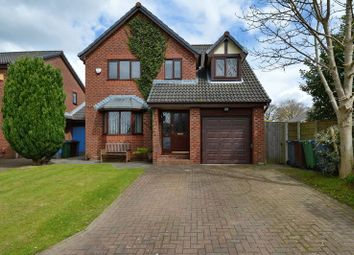 Thumbnail 4 bed detached house for sale in The Fairways, Whitefield, Manchester