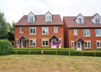 Thumbnail 3 bed end terrace house for sale in Lansdowne Close, Westbury