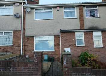 Thumbnail 3 bed terraced house to rent in Holton Road, Barry, Vale Of Glamorgan