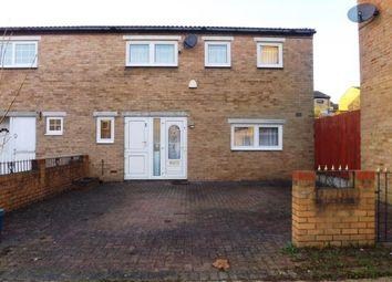 Thumbnail 4 bedroom semi-detached house for sale in Gledfield Place, Hodge Lea, Milton Keynes, Buckinghamshire