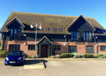 Thumbnail 2 bed flat for sale in The Butts, Station Road, Langford, Biggleswade