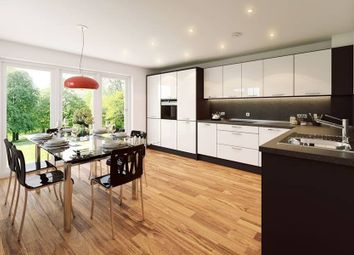 "Thumbnail 3 bedroom link-detached house for sale in ""The Murray"" at Kirk Brae, Cults, Aberdeen"
