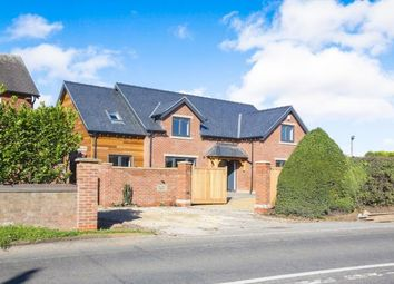 Thumbnail 4 bed detached house for sale in Congleton Road, Marton, Macclesfield, Cheshire