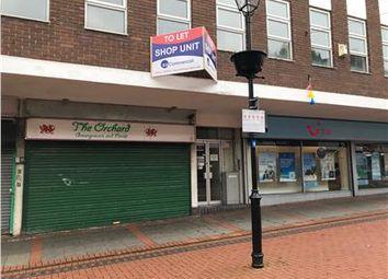 Thumbnail Retail premises to let in Lord Street, Wrexham