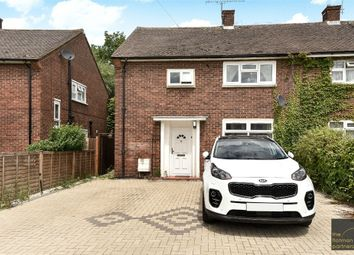 Thumbnail 3 bed semi-detached house for sale in Churchill Road, Langley, Berkshire