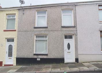Thumbnail 3 bed terraced house for sale in Barnardo Street, Nantyffyllon, Maesteg, Mid Glamorgan