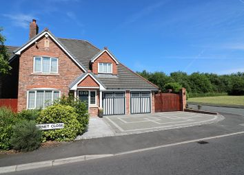 Thumbnail 4 bed detached house for sale in 2 Burnet Close Burnedge, Rochdale