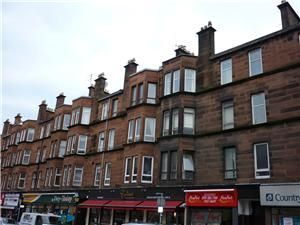 Thumbnail 2 bed flat to rent in 616 Alexandra Parade, Dennistoun, Glasgow