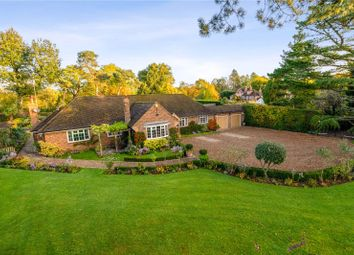 Tilburstow Hill Road, South Godstone, Godstone, Surrey RH9. 4 bed bungalow for sale