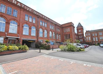 Thumbnail 1 bed flat for sale in Wheatsheaf Court, Knighton, Leicester
