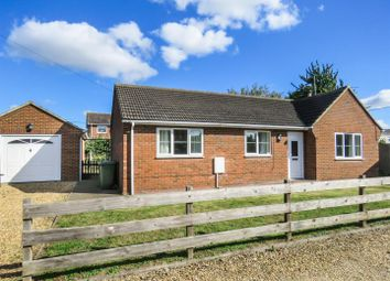 Thumbnail 3 bedroom detached bungalow to rent in Lilyholt Road, Benwick, March