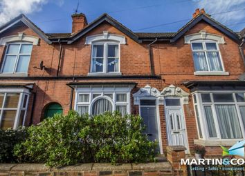 Thumbnail 2 bedroom terraced house for sale in Lightwoods Road, Bearwood