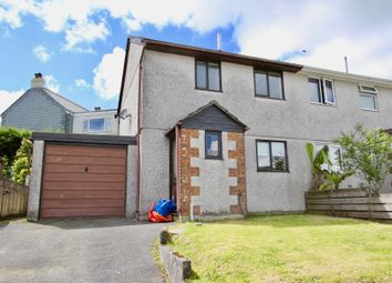 Thumbnail 3 bed semi-detached house for sale in Ashley Close, Penwithick