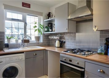 Thumbnail 2 bed terraced house for sale in Mosse Gardens, Fishbourne