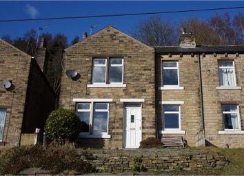Thumbnail 3 bed end terrace house for sale in Spring Terrace, Golcar, Huddersfield