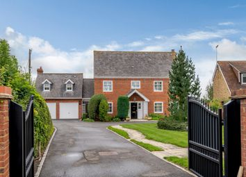 Thumbnail 6 bed detached house for sale in Risborough Road, Stoke Mandeville, Aylesbury