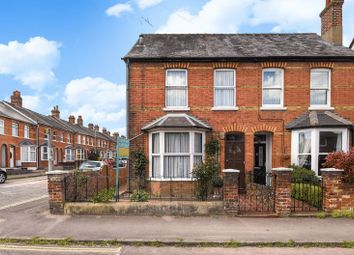 Thumbnail 3 bed semi-detached house for sale in Rayleigh Road, Basingstoke