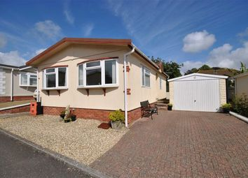 Thumbnail 2 bed mobile/park home for sale in Bickington Park, Bickington, Barnstaple