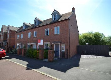 Thumbnail 4 bed town house for sale in Maytree Court, Adlington, Chorley