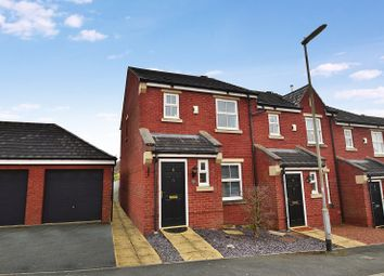 Thumbnail 3 bed town house to rent in Mansion Gate Drive, Chapel Allerton, Leeds
