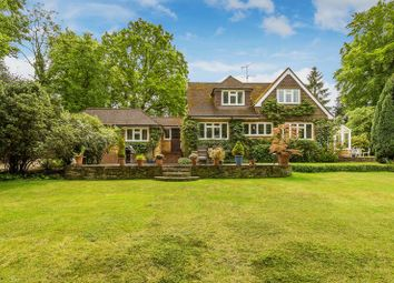 Thumbnail 4 bed detached house for sale in Furze Hill, The Sands, Farnham