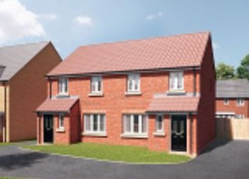 3 bed semi-detached house for sale in The Marston, Clydesdale, Scarborough YO12