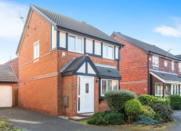 Thumbnail 3 bedroom detached house for sale in The Gateways, Pendlebury, Swinton, Manchester