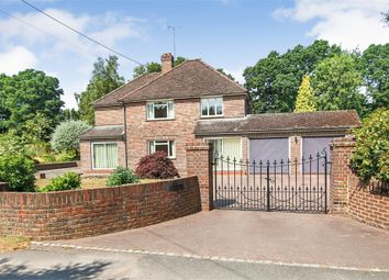 Thumbnail 3 bed detached house for sale in Felcot Road, Felbridge, West Sussex