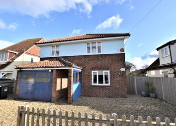 Thumbnail 4 bed detached house for sale in Church Cottages, Cromer Road, West Runton, Cromer