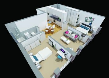 Thumbnail 1 bed flat for sale in Westminster Works, Alcester Street, Birmingham