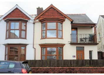 Thumbnail 4 bed semi-detached house for sale in Dyfed Road, Neath