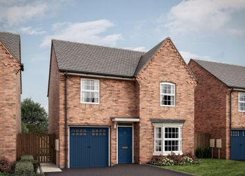 "Thumbnail 3 bedroom detached house for sale in ""The Alford S 3rd Edition"" at Attley Way, Irthlingborough, Wellingborough"